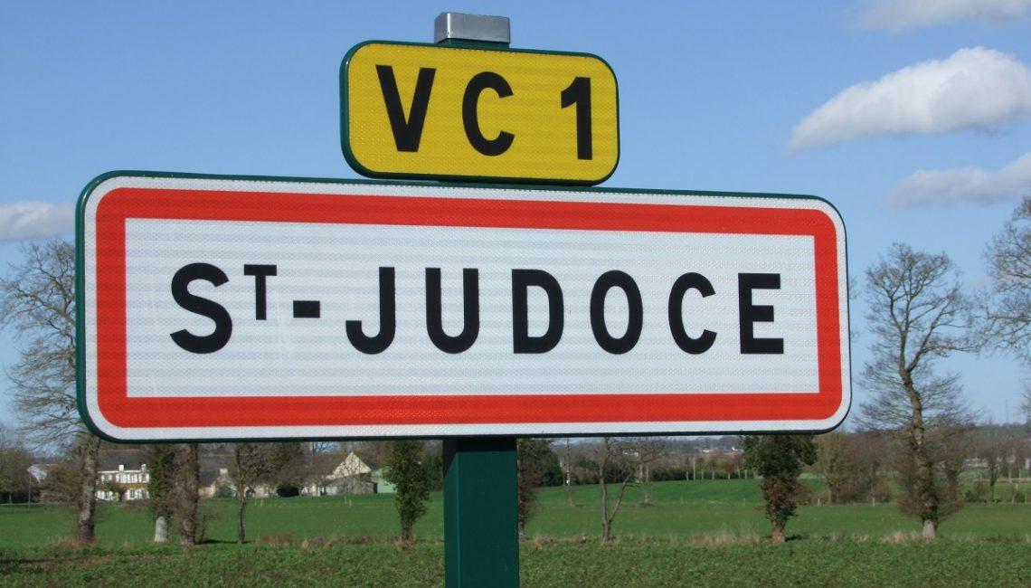 Saint-judoce Panneau