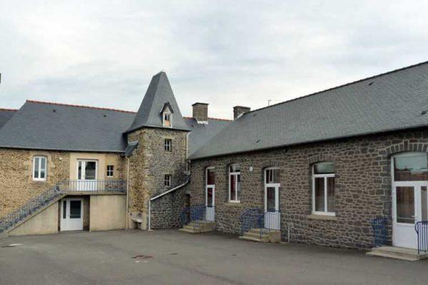 collège Sainte-Anne Saint Joachim Evran